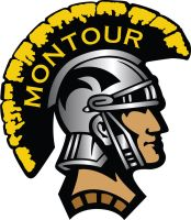Montour Logo Right Face Small by The1Kaiser