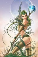 Grimm Fairy Tales Cover 67 Limited Edition 500 by jamietyndall