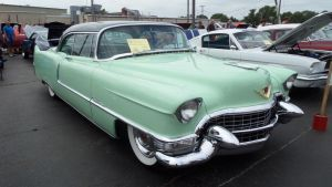 1955 Cadillac Coupe Deville by sfaber95