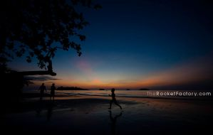 Koh Chang sunset 3 by frankrizzo