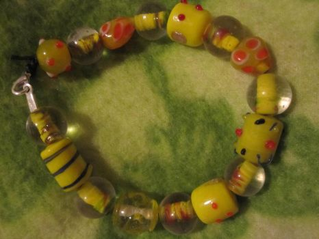 Art teacher Bracelet by Emzybobs