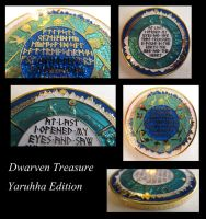 Dwarven Treasure Coin - Yaruhha Edition by ce-e-vel