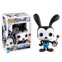 Epic Mickey Pop! Figure: Oswald by SonicBoyAnt