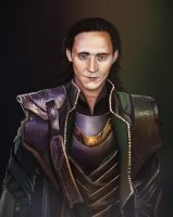 Loki by Rafaelunlimited1414