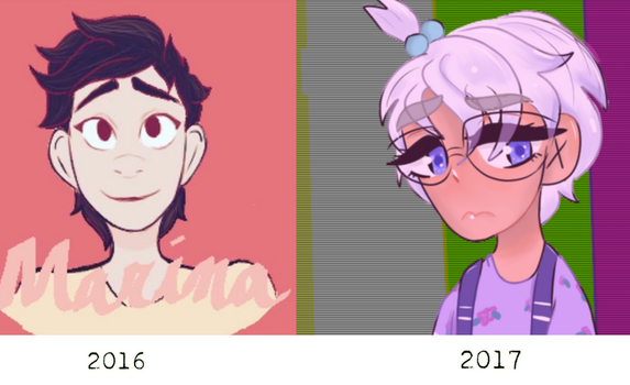 WOULD U LOOK @ THAT ART IMPROVEMENT by uwillgoghfar