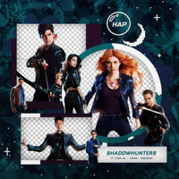 Pack Png 369 - Shadowhunters by BEAPANDA