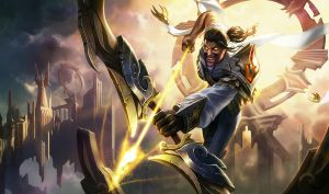 Arclight Draven by Borghot