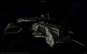 The Daedalus by Davide-sd