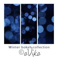 winter bokeh collection by eVike