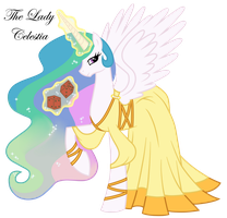 The Lady Celestia by EllisSummer