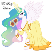 The Lady Celestia by Mother-of-Trolls