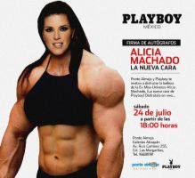 alicia machado by 04Brutale