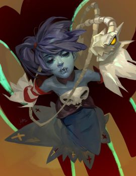 Squigly by JenZee