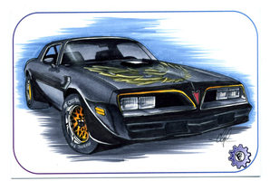 1978 Trans AM by chrisfurguson