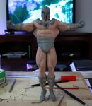 Magneto WIP by sup3rs3d3d