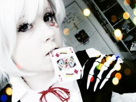 D.Gray-man - I'm not weak person by hellvision