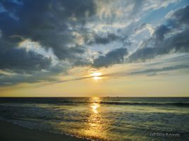 Sunrise, Brick Beach NJ, 7-26-2015, 6:29am 2 by KMG-Photography-NJ