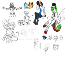 WIPS LOTS OF WIPS by Voltage-X