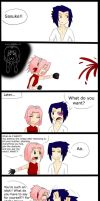 Sakura's Intervention by StereotypicallyAsian