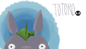 To-To-TOTORO! by EvilChickSquad
