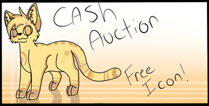 Re-Auctioning! Paypal+Mail Adopt Auction! OVER! by MissKittens