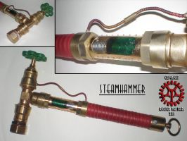 Steam-Hammer by Steam-HeART