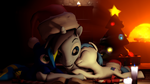 Christmas Story by CR33PAH
