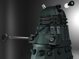 DALEK LOOK4 by ThrashBarstool