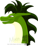 Vector Shading Sample by Mike-Dragon