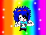 Dahvie Vanity chibi (Colord) by SGTCTOINFINITY
