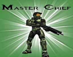 halo wall paper by desithen
