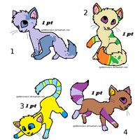 1 point adopts by dovepaw3000