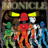 Bionicle by Daizua123