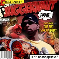 chilla jones - juggernaut by blib89
