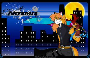 Artemis From Destin by Artemisthefox