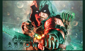 Green Arrow's Sig by RodTheSecond