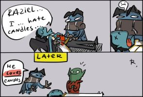 Legacy of Kain, doodles 49 by Ayej