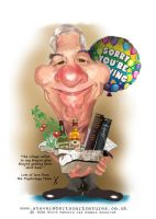 Gift caricature 46 by Steveroberts