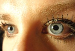 Eye Study: Perspective Blur by PeacefulSeraph