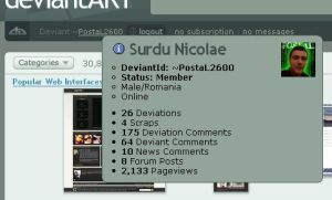 deviousInfo by PostaL2600