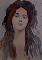 American Eve (Evelyn Nesbit 1884-1967) by NausetSouth