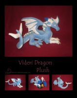 Videri Dragon Plush by Samurai-Akita