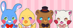 Five Nights at Freddy's 2 by PixelatedV
