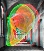 musical passage anaglyph by Mr-Tetanus