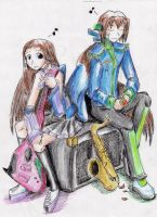 Pl-Loids: Two of a kind by hewhowalksdeath