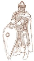 William of Normandy by InfernalFinn