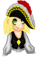 Gaia Pirate by Wolfgrl13