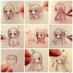 Doodleplay with Chaoguay by tsukirinz