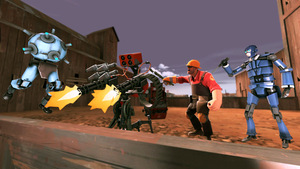 Being Engineer in MvM in a Nutshell by PrincessBloodyMary