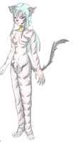 Mion The Kat :markings: by lady-warrior